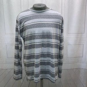 American Eagle Seriously Soft Long Sleeve Striped